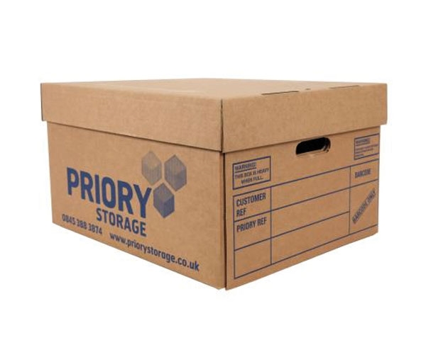 457 x 380 x 260mm Cardboard Archive Boxes - 2