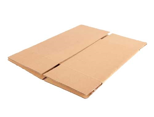 203 x 203 x 203mm Single Wall Cardboard Boxes - 3