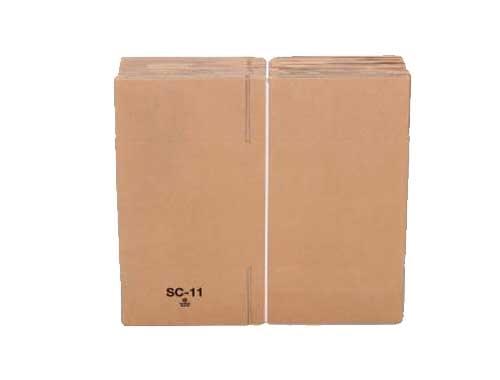 305 x 254 x 254mm Single Wall Boxes