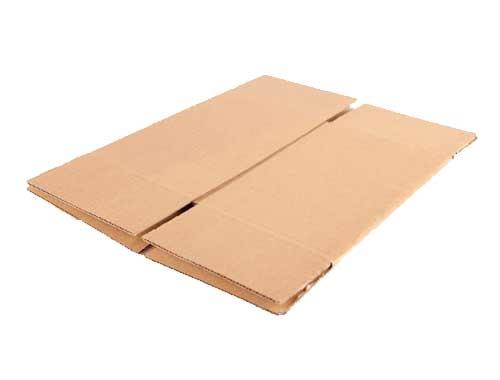 305 x 254 x 254mm Single Wall Cardboard Boxes - 3