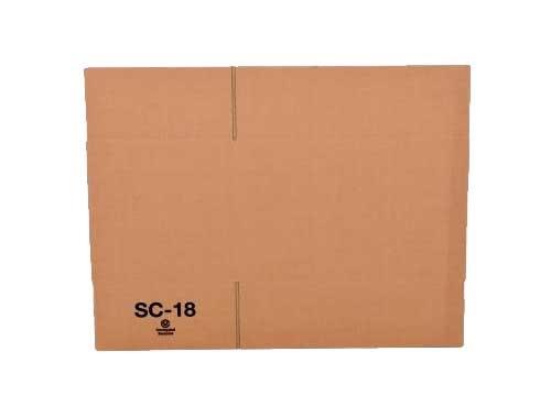483 x 305 x 305mm Single Wall Cardboard Boxes - 2