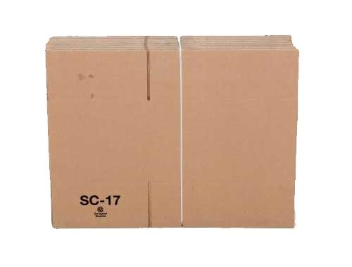 457 x 305 x 254mm Double Wall Cardboard Boxes