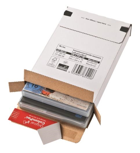 CP 065.55 - ColomPac Postage Optimized Express Courier Pack
