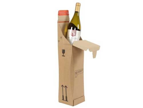CP 181.101 ColomPac Wine Bottle Boxes