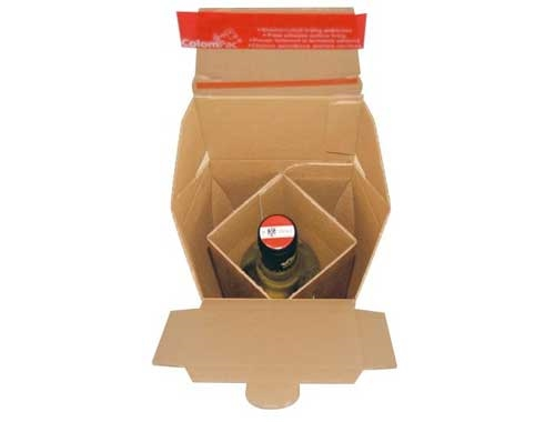 CP 181.101 ColomPac Wine Bottle Boxes - 3