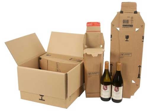 CP 181.101 ColomPac Wine Bottle Boxes - 4