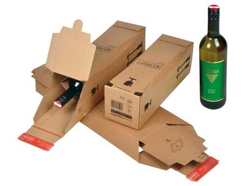CP 181.101 ColomPac Wine Bottle Boxes - 5
