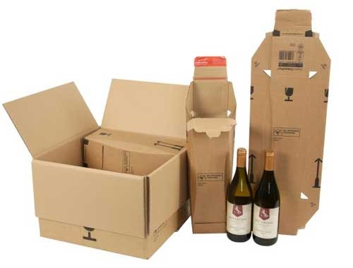 CP 181.006 ColomPac Bottle Box Outers - 4